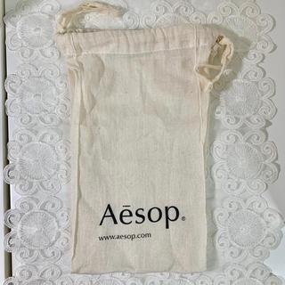 イソップ(Aesop)のイソップ  巾着(2枚セット)(ショップ袋)