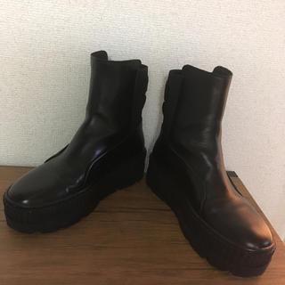 プーマ(PUMA)の大人気!!プーマ フェンティ 厚底 スニーカー ブーツ(ブーツ)