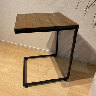 アクタス(ACTUS)のシンプルなサイドテーブル 送料込み(コーヒーテーブル/サイドテーブル)