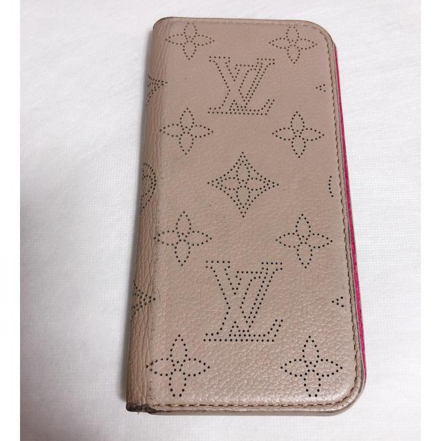 自 撮り 棒 付き iphone8 ケース / LOUIS VUITTON - さん様専用✴︎ルイヴィトン フォリオ マヒナ ガレの通販