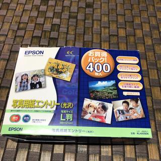 エプソン(EPSON)のエプソン 写真用紙エントリー〈光沢〉 L判(PC周辺機器)