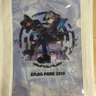 【モンスト】XFLAGPARK2019 ホールズ・ブラック クリアファイル(クリアファイル)