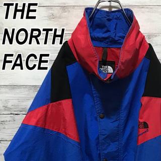 ザノースフェイス(THE NORTH FACE)のノースフェイス 90s ナイロン GORE-TEX ビンテージ ビッグサイズ (ナイロンジャケット)