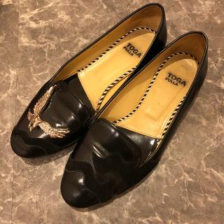 トーガ(TOGA)のyk様専用 TOGA PULLA ローファー フラットシューズ (ローファー/革靴)