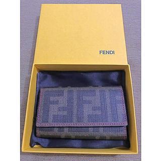 フェンディ(FENDI)の【レア/美品】FENDI 6連キーケース(キーケース)
