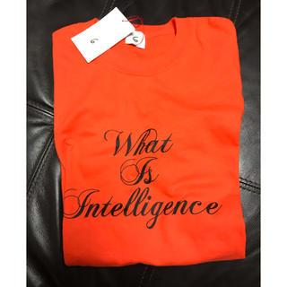 ユナイテッドアローズ(UNITED ARROWS)のroku ロンT オレンジ(Tシャツ/カットソー(七分/長袖))