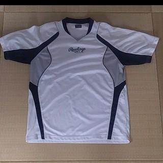 Rawlings - Rawlings ローリングス ベースボールシャツ シャツ O XL