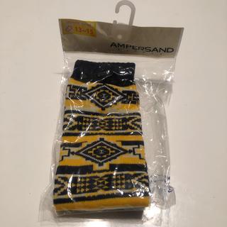 ampersand - アンパサンド❤️靴下 13~15センチ