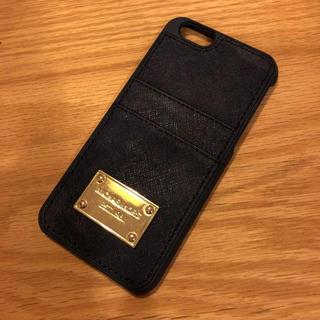 マイケルコース(Michael Kors)のマイケルコースのiPhone6/6sケース(iPhoneケース)