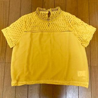 ミスティック(mystic)のmystic レーストップス(Tシャツ(半袖/袖なし))