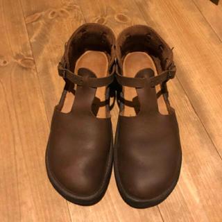 ネストローブ(nest Robe)のオーロラシューズ 6 1/2C(ローファー/革靴)