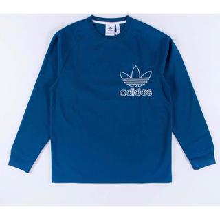 アディダス(adidas)のadidas 長袖 トップス(Tシャツ/カットソー(七分/長袖))