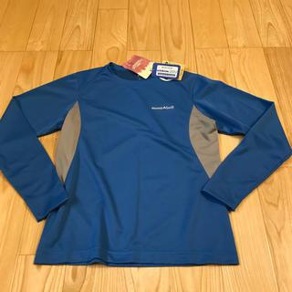 モンベル(mont bell)の新品 モンベル ロンT レディース S(Tシャツ(長袖/七分))