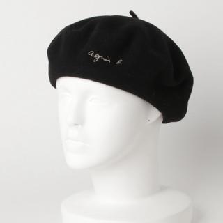 アニエスベー(agnes b.)のagnes b ベレー帽(ハンチング/ベレー帽)