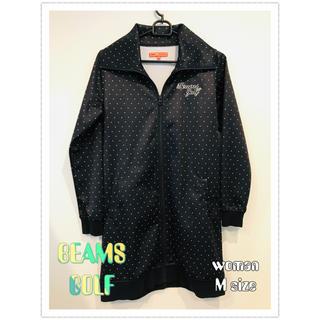 ビームス(BEAMS)の専用!!♡値段交渉歓迎 ビームスゴルフ ドット柄  ジャージ ワンピース♡(ウエア)