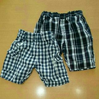 ムジルシリョウヒン(MUJI (無印良品))の無印良品 ハーフパンツ 80(パンツ)