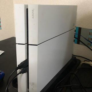 プレイステーション4(PlayStation4)のps4とスタンド付き値下げできます!(家庭用ゲーム機本体)