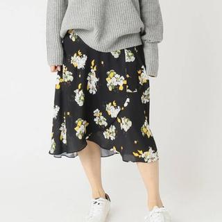 ドゥーズィエムクラス(DEUXIEME CLASSE)のrika ラップスカート(ひざ丈スカート)