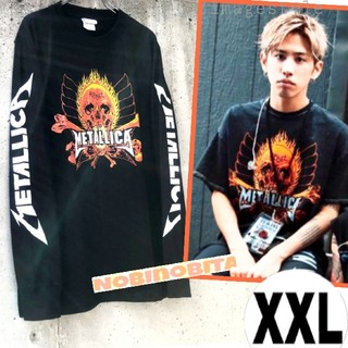 ONE OK ROCK - XXL/長袖T METALLICA  REBEL ロックTシャツ
