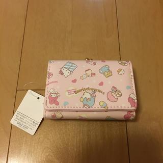 サンリオ(サンリオ)のサンリオ☆折財布(財布)