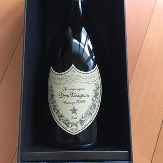 ドンペリニヨン(Dom Pérignon)のドンペリ 2009 (750ml) 箱付き(ワイン)