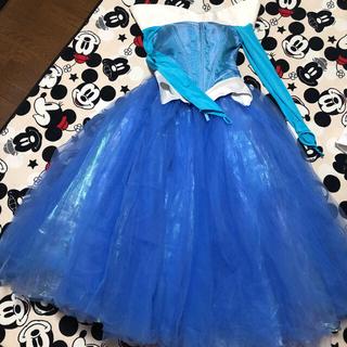 angelsecret製 オーロラ姫ドレス ブルー