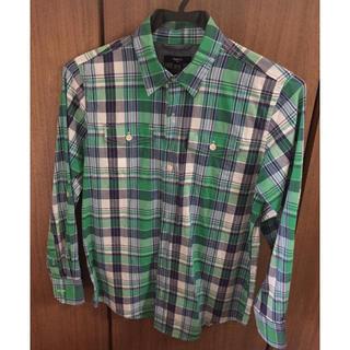 ギャップ(GAP)のGAP Kids 140cm ギンガムチェックシャツ(ブラウス)