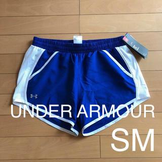 UNDER ARMOUR - 【SM】新品未使用アンダーアーマー レディース ショートパンツ