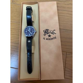イルビゾンテ(IL BISONTE)のイルビゾンテ腕時計(腕時計)