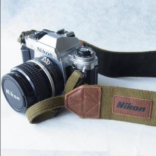 ニコン(Nikon)の★Nikon FG  35mm F2.8レンズセット(フィルムカメラ)