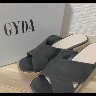 ジェイダ(GYDA)のGYDA サンダル(サンダル)