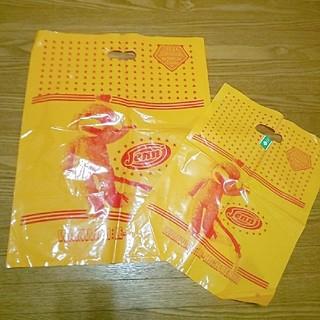 ジェニィ(JENNI)のWAMWAM Jenni プラショップ袋2枚セット(ショップ袋)
