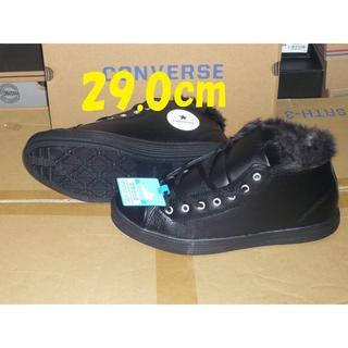 コンバース(CONVERSE)のコンバース防水防滑雪寒冷地仕様29.0cm1310黒nextar   rx(ブーツ)