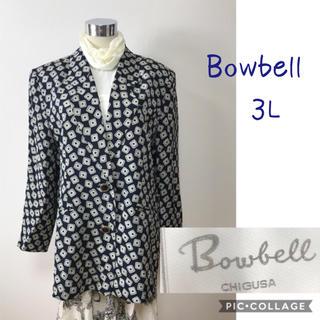 女性 3L(Bowbell)ジャケット(テーラードジャケット)
