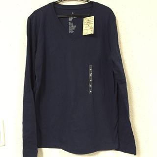 ムジルシリョウヒン(MUJI (無印良品))の無印良品  ロンT  M(Tシャツ(長袖/七分))