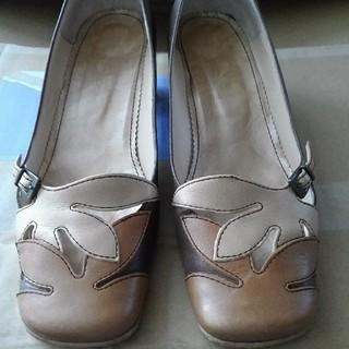 アシナガオジサン(あしながおじさん)のヒール革靴 あしながおじさん(ハイヒール/パンプス)