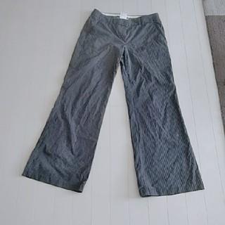セオリー(theory)のセオリーサイズ2 裾広がりワイドパンツ(カジュアルパンツ)