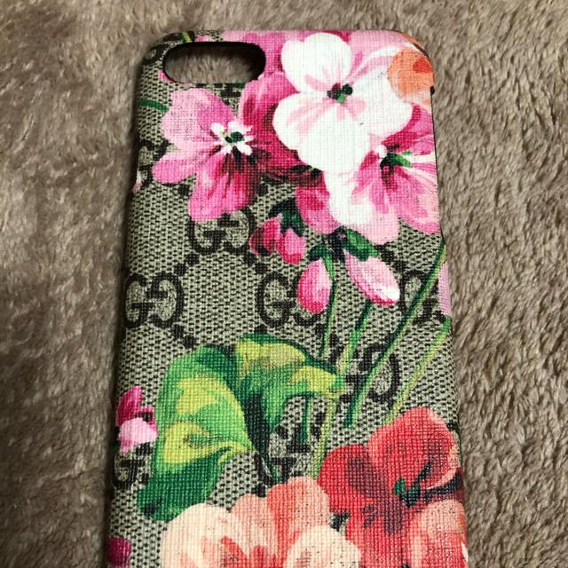 ヤフーショッピングiphone8ケース,Gucci-iPhoneケース78用GUCCIブルームス花柄確実正規品の通販