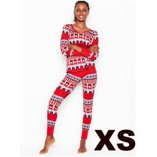 ヴィクトリアズシークレット(Victoria's Secret)のヴィクトリアズシークレット サーマルパジャマ XS(パジャマ)