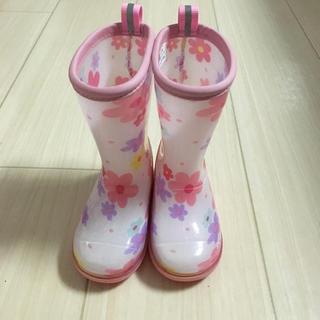 ミキハウス(mikihouse)のミキハウス レインブーツ 13cm(長靴/レインシューズ)