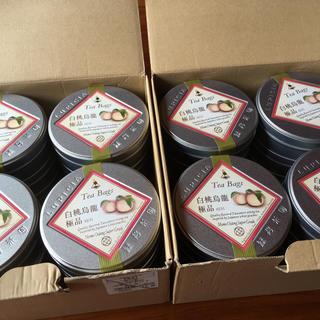 ルピシア(LUPICIA)のルピシア白桃烏龍極品  Tea  Bags  24個  新品未開封(茶)