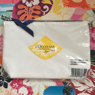 ロクシタン(L'OCCITANE)のロクシタン🌸ポーチ【新品未開封】(ポーチ)