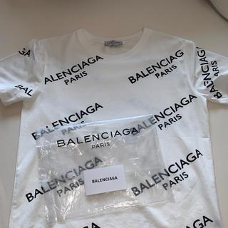 バレンシアガ(Balenciaga)の【新品】BALENCIAGA Tシャツ(Tシャツ(半袖/袖なし))