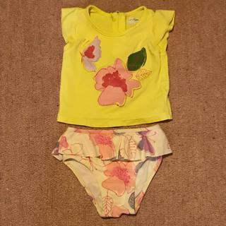 ベビーギャップ(babyGAP)の水着 セパレート  女の子 90cm(水着)