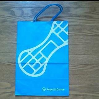 リゲッタカヌー(Regetta Canoe)のRegetta Canoe ショップ紙袋(ショップ袋)