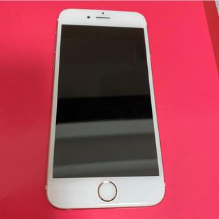アップル(Apple)のiPhone6s 16GB au ピンク(スマートフォン本体)