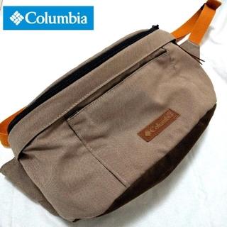 コロンビア(Columbia)のColumbia ウエストバッグ ブラウン系 ☆古着(ボディバッグ/ウエストポーチ)