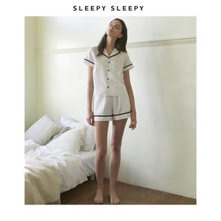 gelato pique - SLEEPY  SLEEPY ルームウェア ナイトウェアパジャマ ピンク