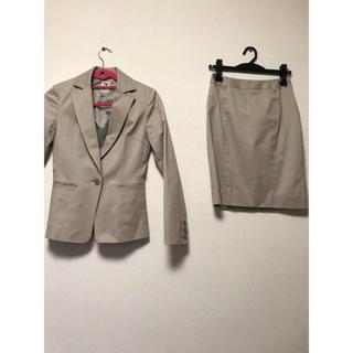 ミッシェルクラン(MICHEL KLEIN)の美品 今だけ値下げ ミッシェルクラン スーツ レディース(スーツ)