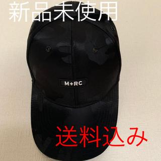 オフホワイト(OFF-WHITE)のマルシェノア  M+RC NOIR cap 帽子(キャップ)